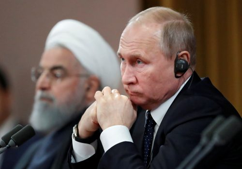 Francis in Financial Post: Russia is the only winner after Iranian strikes, plane shoot-down