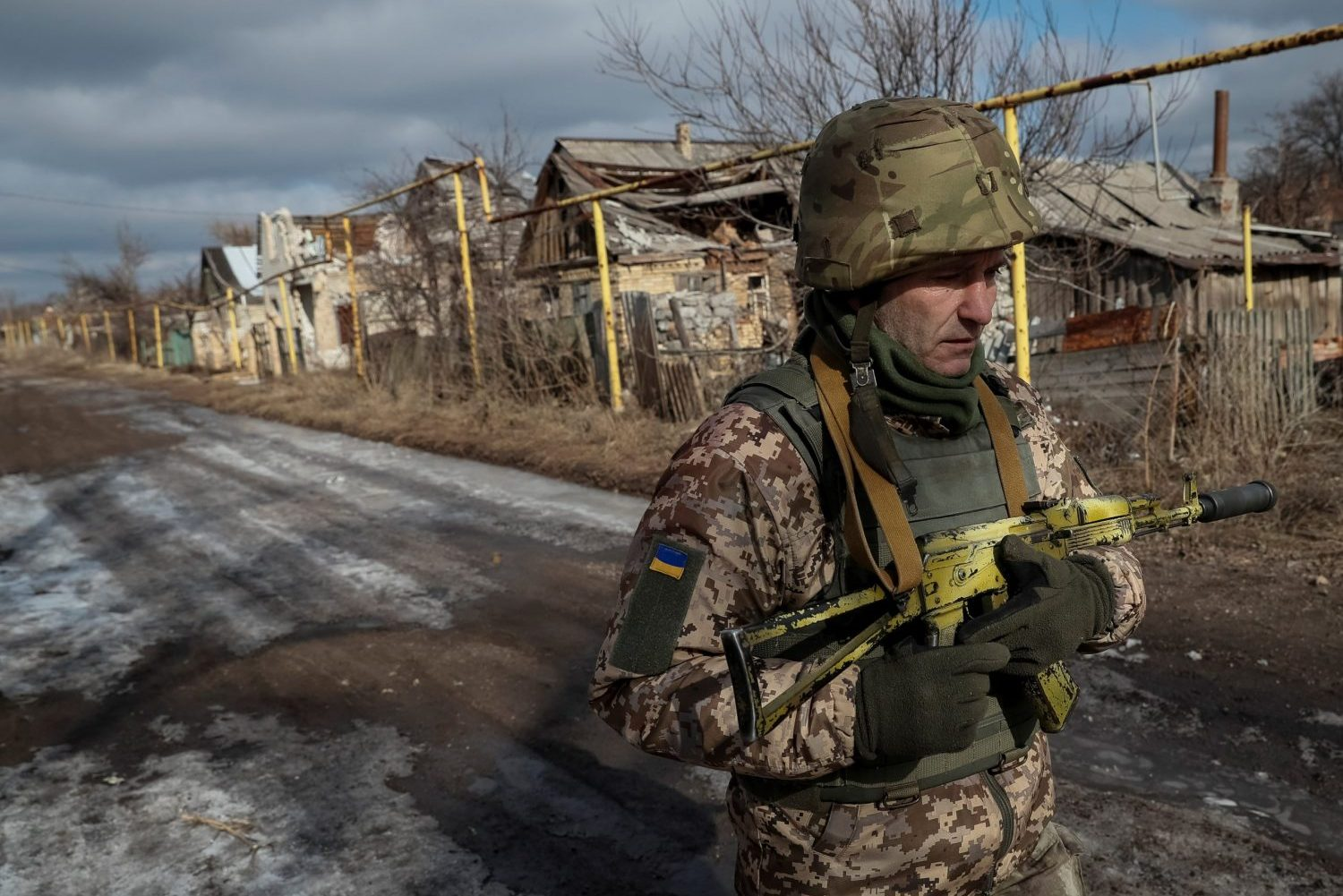 Is Putin preparing a new Ukraine strategy?
