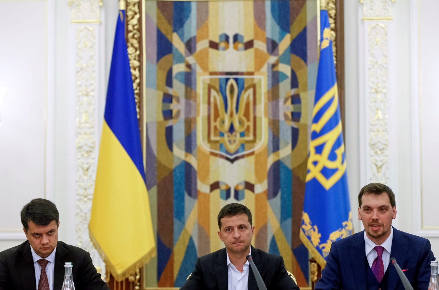 Time for Ukraine to exit Russia's energy empire