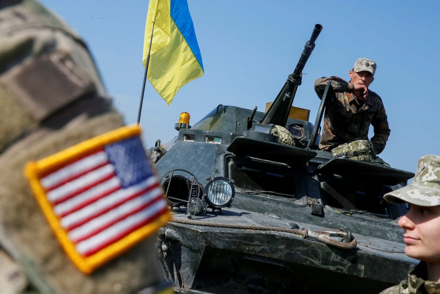 US should grant Ukraine Major Non-NATO Ally status