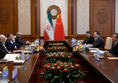 China's Persian Gulf strategy: Keep Tehran and Riyadh content