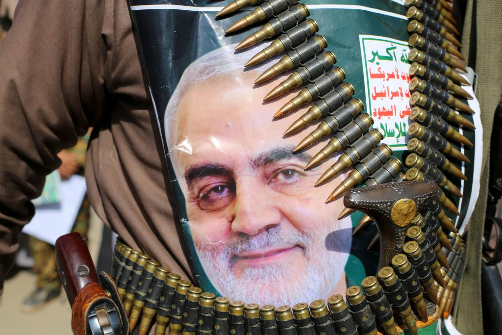 Qasem Soleimani and escalatory parity