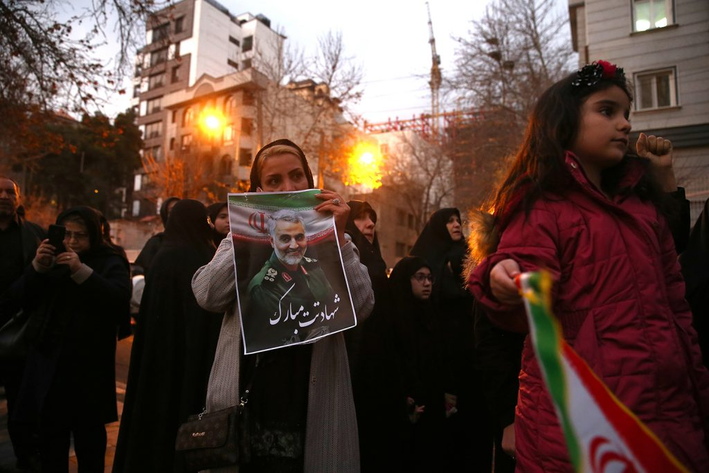 Questions and certainties in the killing of Qasem Soleimani