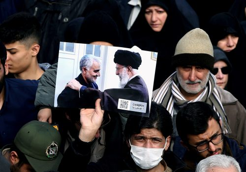 Russia reacts to the killing of Soleimani