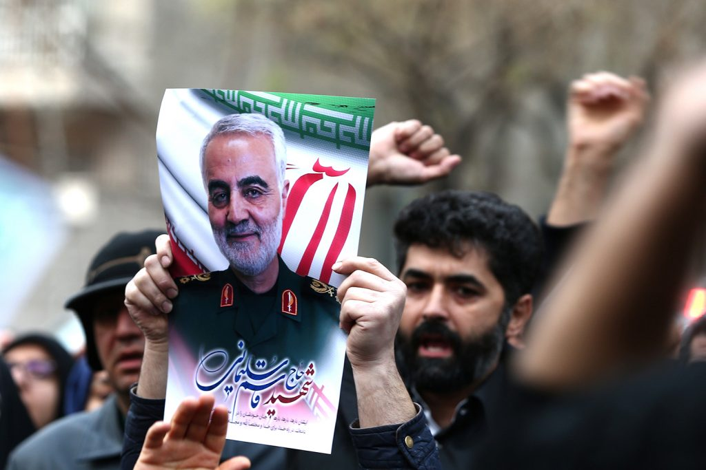 """Iran's """"living martyr"""" was ready to die, but blindsided oil markets must face new uncertainty"""
