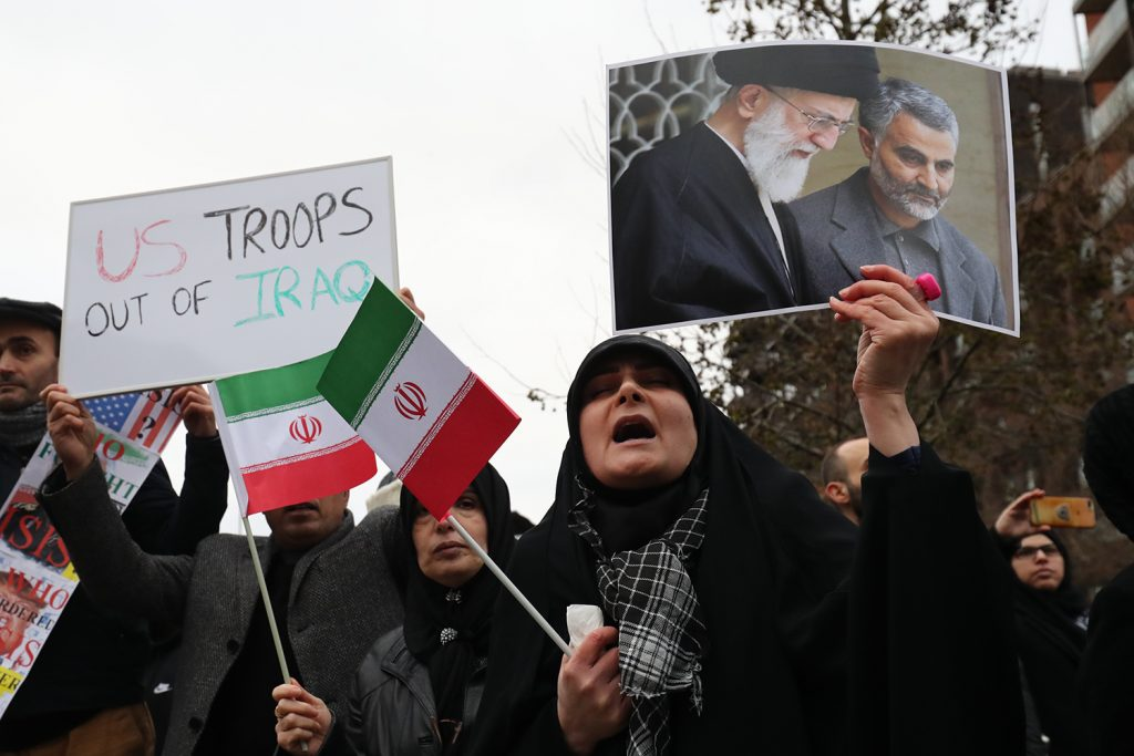 The effect of US sanctions on the Iran-Iraq alliance