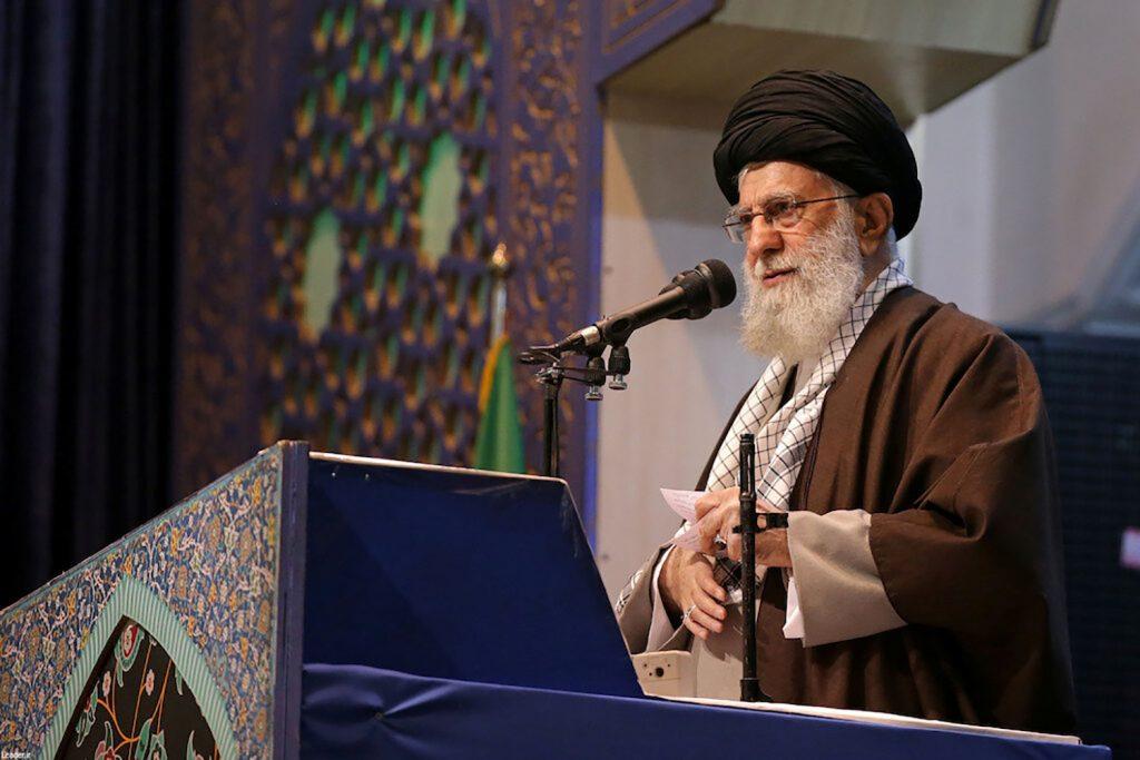 Khamenei's rare sermon shows Tehran's continued defiance
