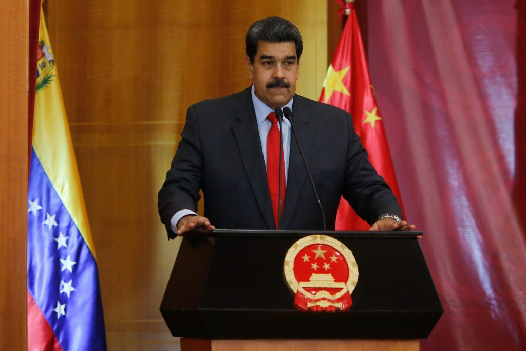 China's support for the Maduro regime: Enduring or fleeting?