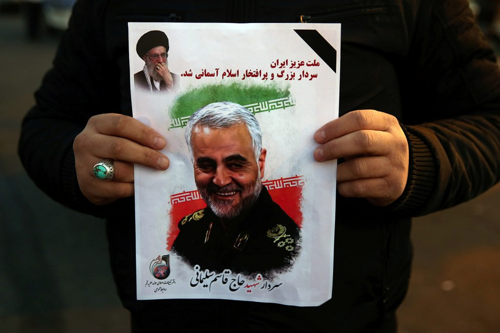 Qasem Soleimani: From meme to martyr