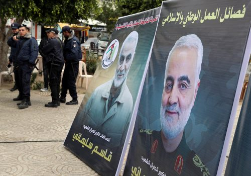 China's response to the Soleimani killing