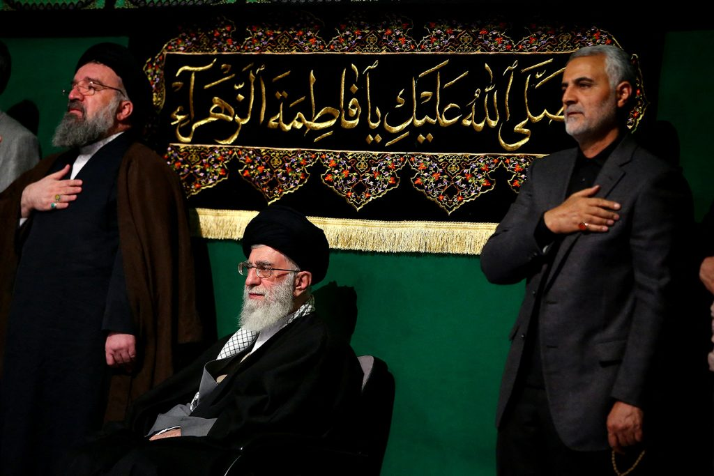 Death of Soleimani is a mixed blessing for Tehran