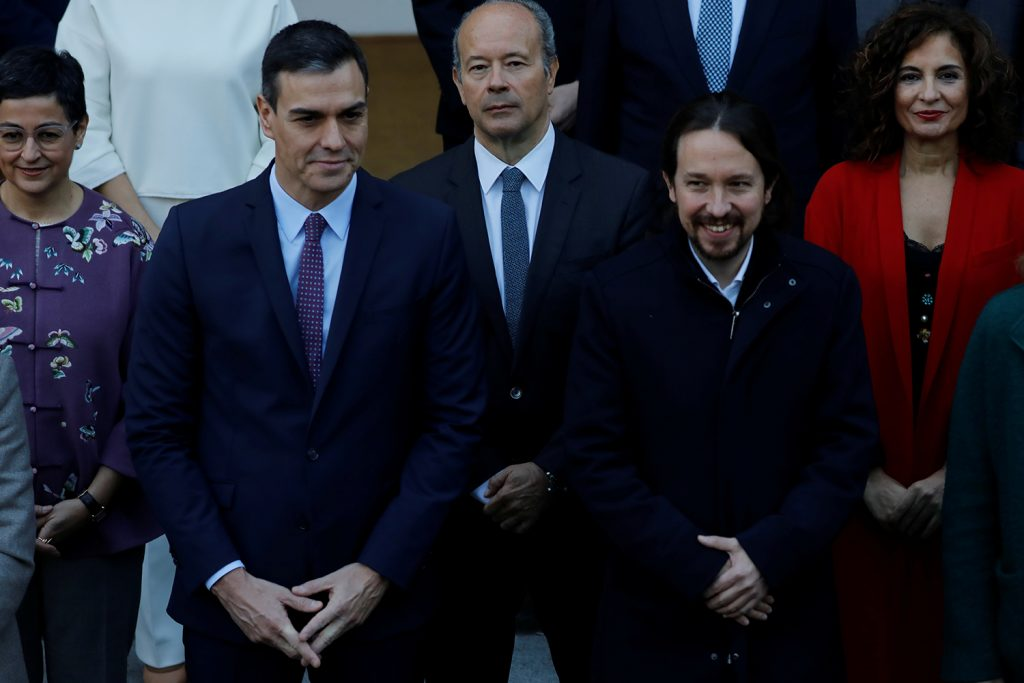 Spain's new government a welcome sign, but Madrid must navigate several fault lines