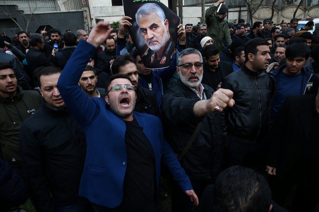 The implications of the Soleimani assasination