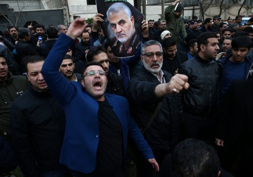 The Soleimani assassination: A view from Britain