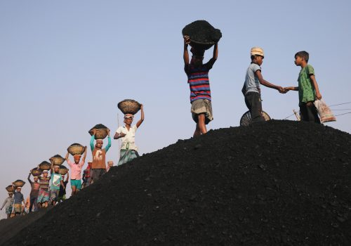 The climate and equity dilemma: Bending the coal curve in South and Southeast Asia