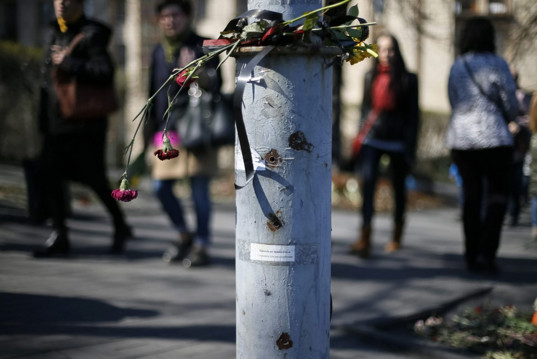 Unsolved Maidan massacre casts shadow over Ukraine