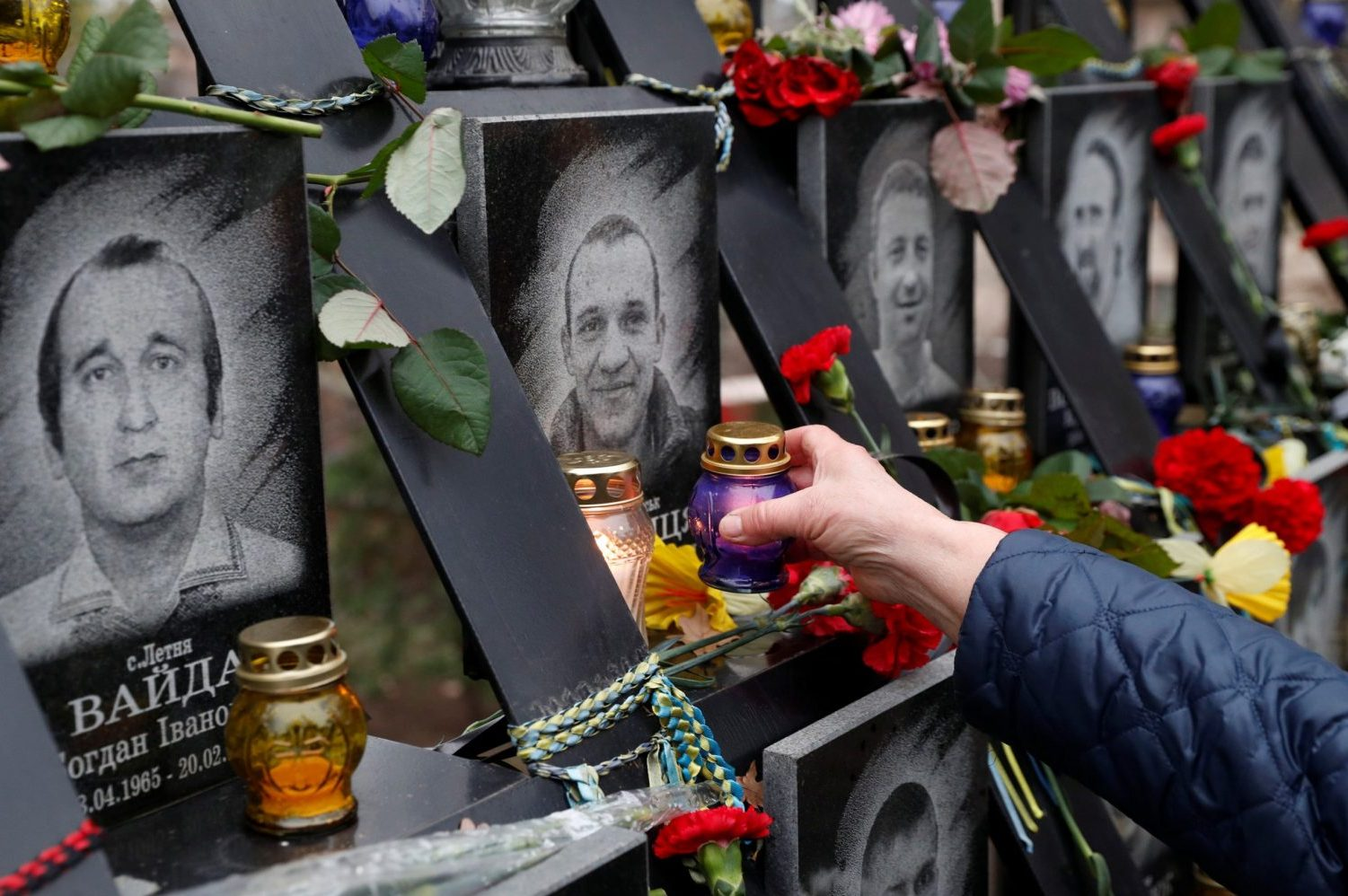 No new Ukraine without justice for Maidan victims