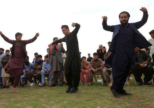 Winning the peace in Afghanistan