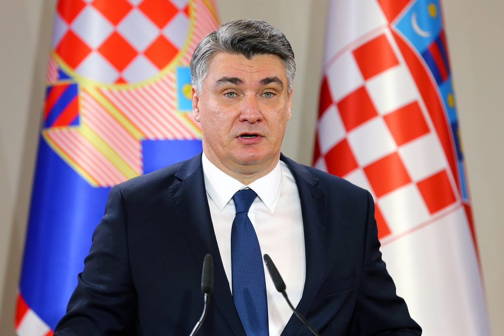 Challenges and opportunities for Croatia's new president