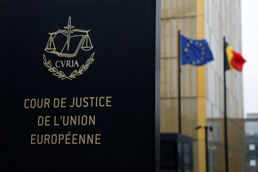 Putting privacy limits on national security mass surveillance: The European Court of Justice intervenes