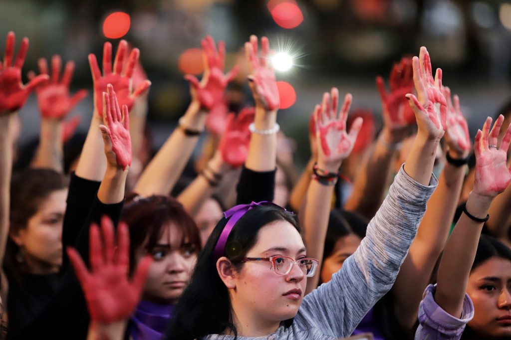 Women protest for their lives: Fighting femicide in Latin America