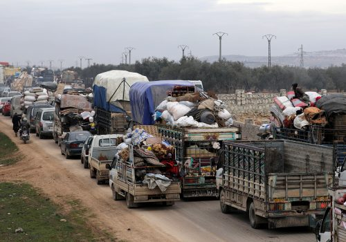 Idlib presents Europe with another migration test