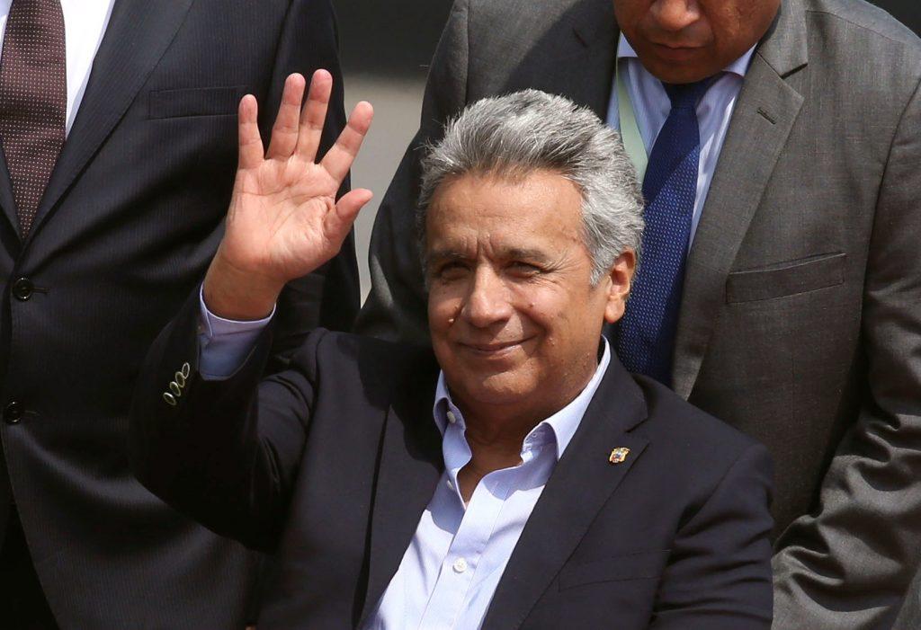 The new Ecuador: A conversation with H.E. Lenín Moreno, President of Ecuador