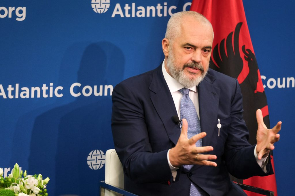 Albania still committed to EU membership, PM says