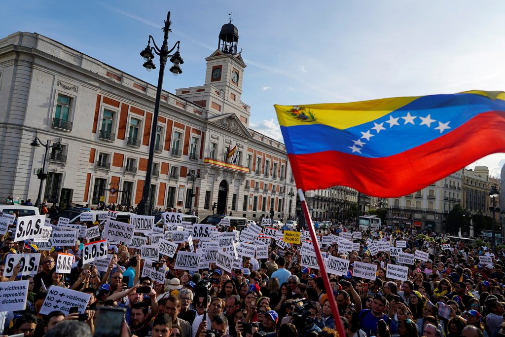 Spain's position on Venezuela jeopardizes unified fight for democracy