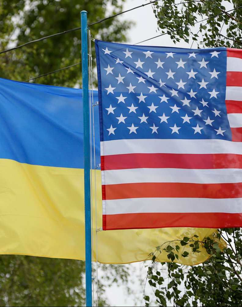 US-Ukraine relations