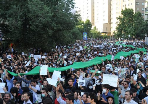 2009 Iranian Protests