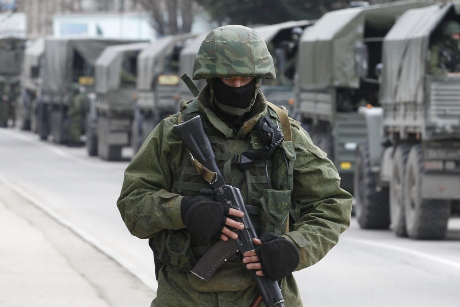 One million passports: Putin has weaponized citizenship in occupied eastern Ukraine