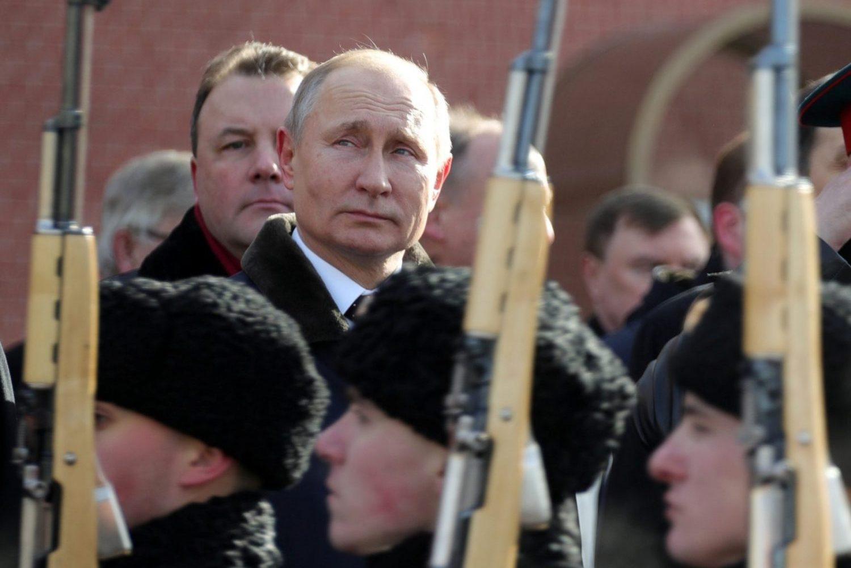 Russo-Ukrainian War: Putin must be held accountable - Atlantic Council