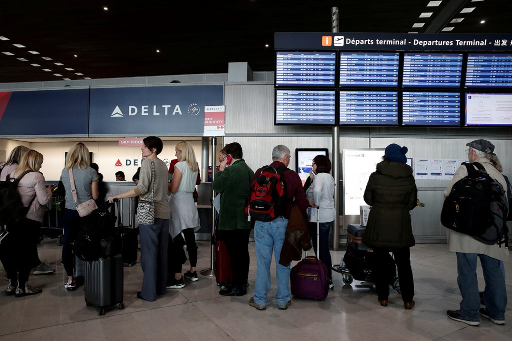Two days of delays at major US airports show DHS not given the resources to do the job