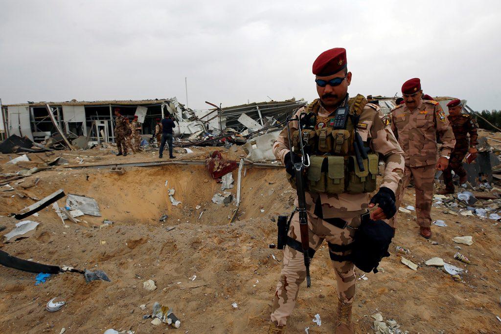 US strategy in Iraq and the coronavirus plot twist