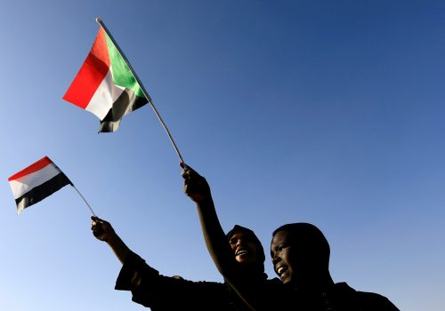 Atlantic Council welcomes Sudanese ambassador with private roundtable