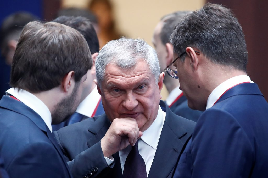 Russia is out of control: The dangerous Mr. Sechin