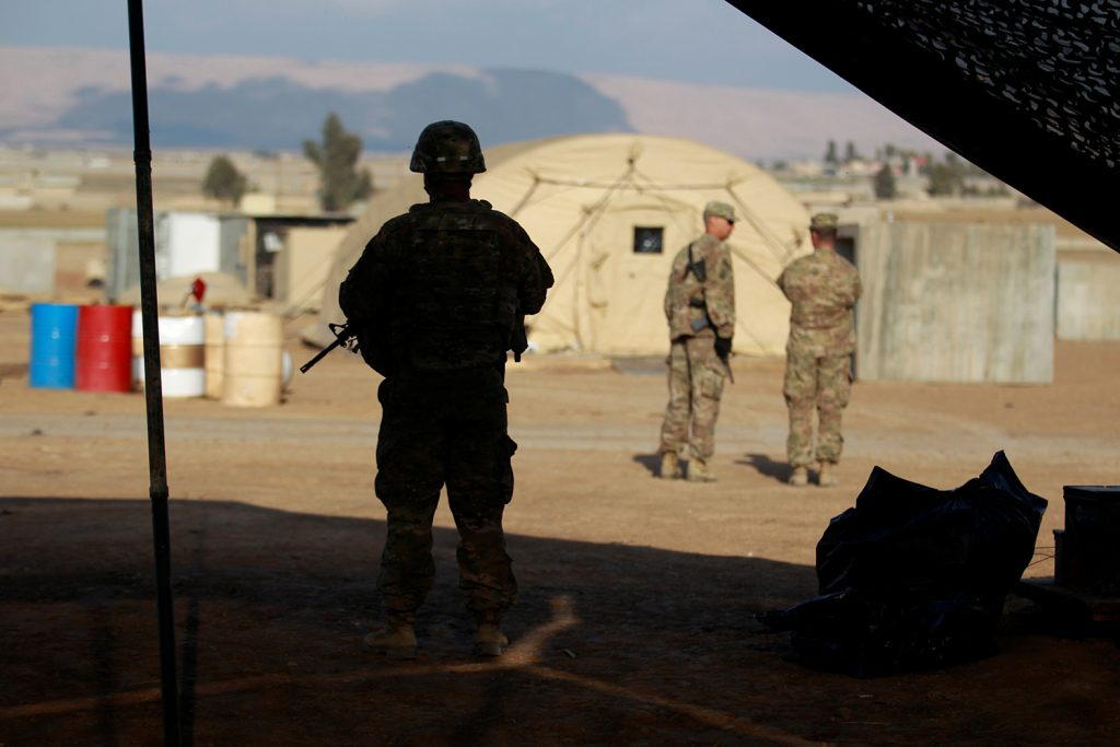 Strike on Iraqi base kills US and Coalition soldiers: How will the US respond?