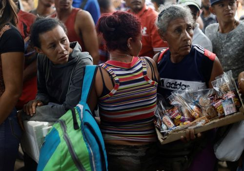 Venezuela's democratization: Leading with women to achieve peace