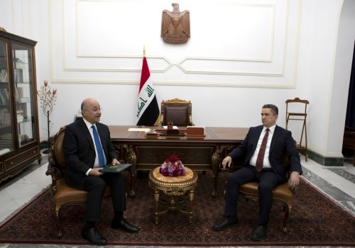 Amid COVID-19, Iraq remains US-Iran battleground