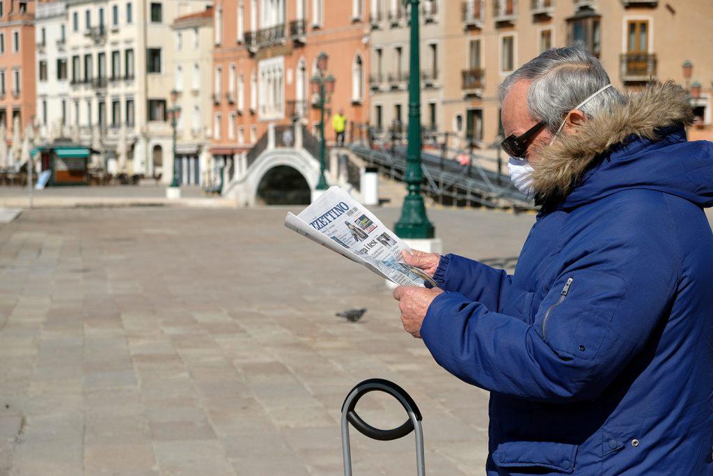 """Addressing the coronavirus """"infodemic"""""""