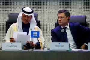 The Russian-Saudi oil war: $15 per barrel?