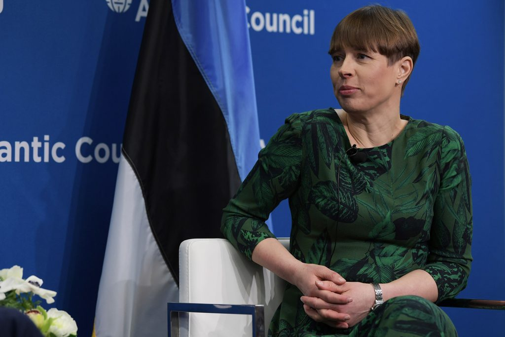"The ""time is now or never"" for Central Europe to grasp Three Seas opportunity, Estonia's president says"