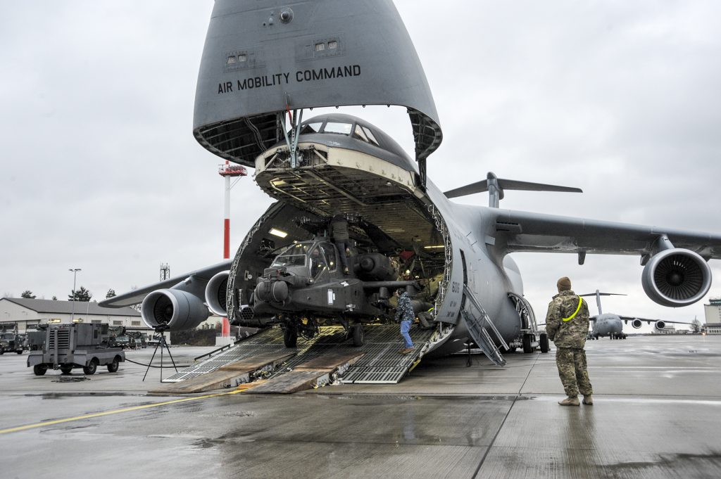 Starling writes article on European military mobility in Defense One