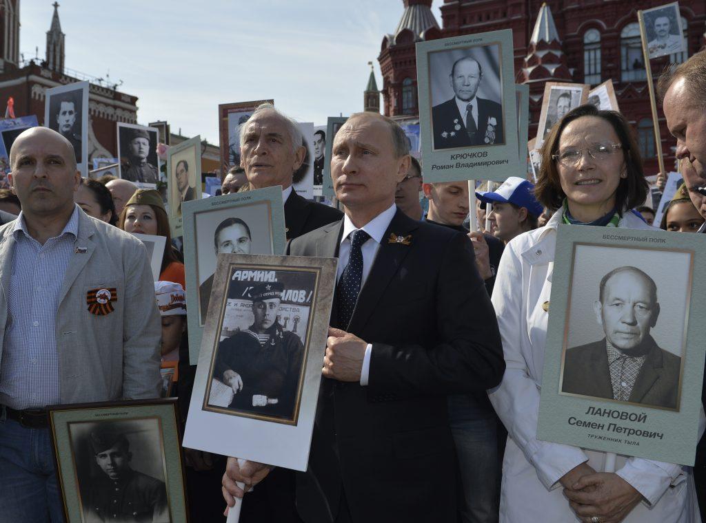 Ukraine cannot stay neutral in Putin's history war