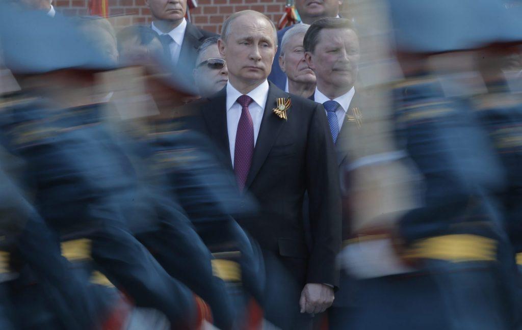 Why appeasing Putin in Ukraine won't work