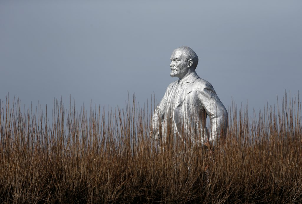 Coronavirus crisis spells doom for Putin's dreams of rebuilding the Soviet empire
