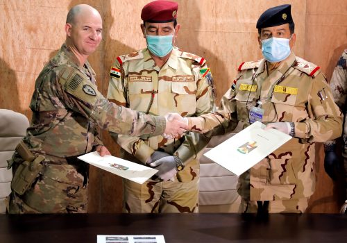 Kadhimi's moment: Controlling Iraq's militias