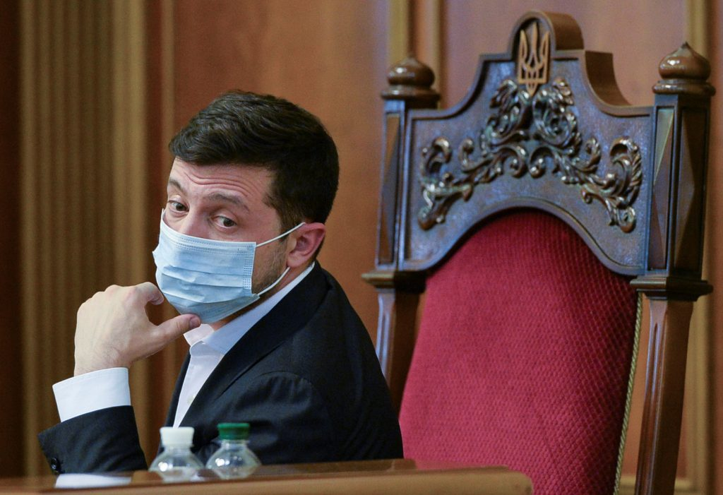 Zelenskyy's spring 2020 purge targets reformers