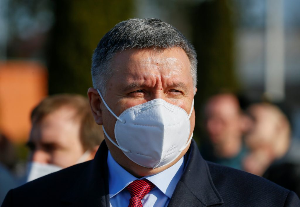 Ukraine adds political drama to coronavirus crisis